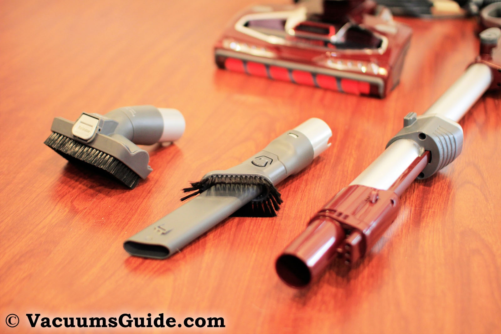 Shark DuoClean accessories