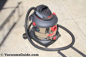 Shop-Vac 5986000/5986100/5986200/5986300/5986400 – Stainless Steel Wet-dry Vacuums for Cleaning your Backyard