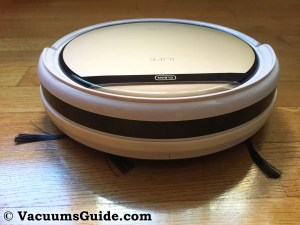 iLife V5S Pro – a robot vacuum cleaner which can also truly mop