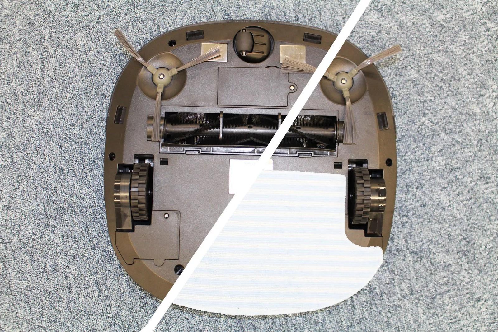 Haier XShuai HXS C3 – bottom view