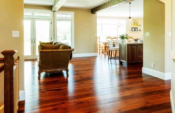 Hardwood Floors Have Special Needs