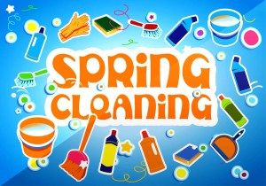 Spring cleaning in 2018 – from planing and doing to novelties and trends