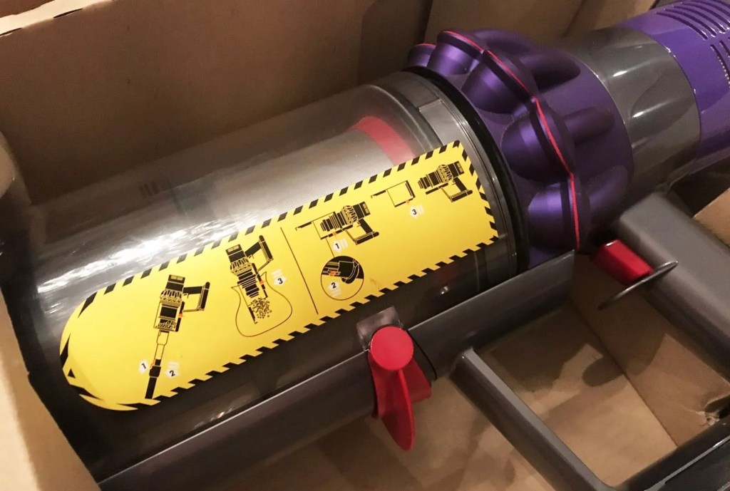 Dyson Cyclone V10 - review and model comparison