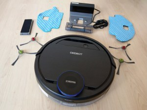Ecovacs DEEBOT OZMO – the review of an interesting robot vacuum