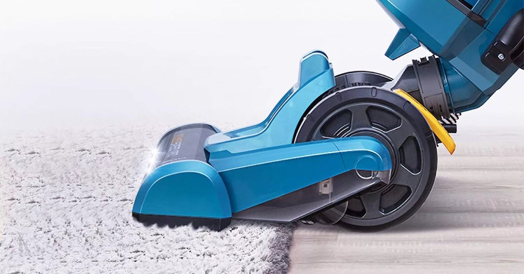 Large Wheels Especially In The Pro Swivel Plus Models