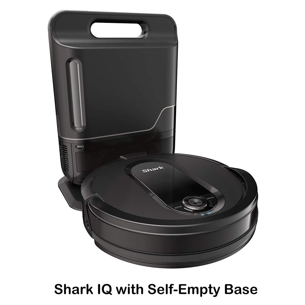 Shark IQ with Self-Empty Base