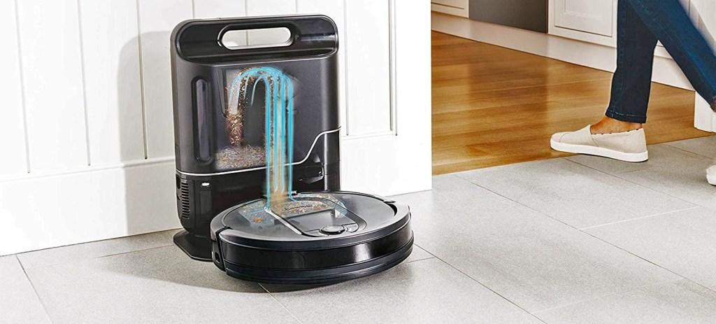 Shark IQ robot vacuum