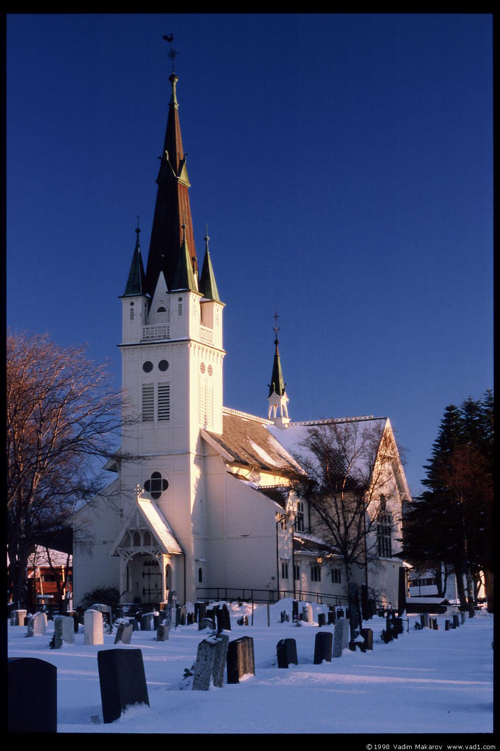 Photo Moholt kirke