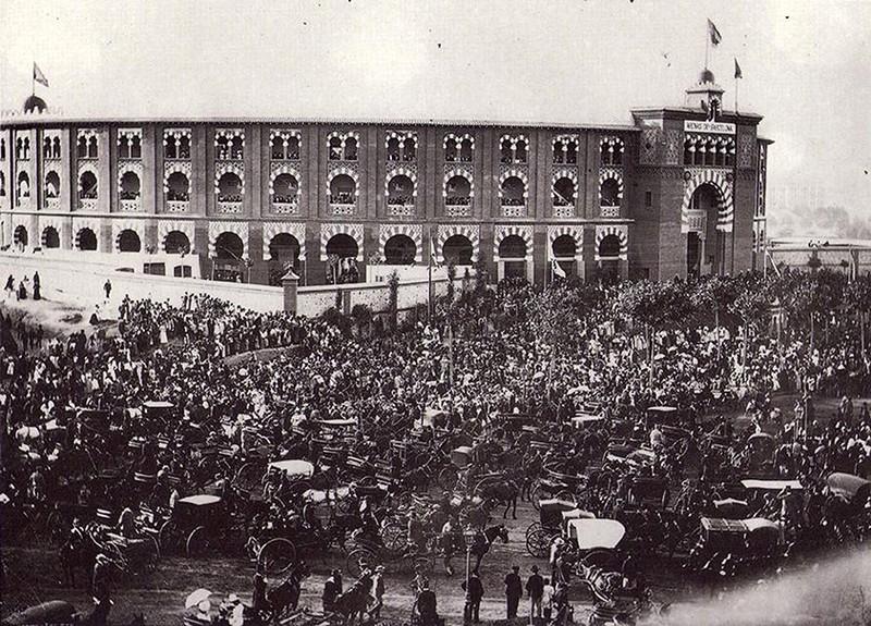 Las Arenas, siempre torera: 115 años de historia