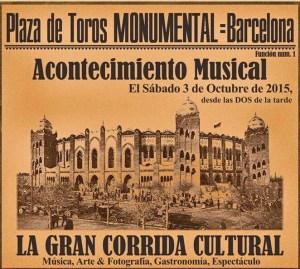 El acontecimiento previsto en la Monumental.