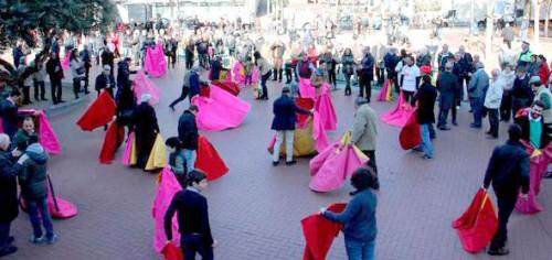 Toreig de saló i un col.loqui reactiven els actes de la penya El Prat