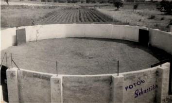 Una plaza de toros en Sitges