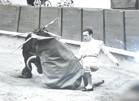La actuación de Julio Aparicio en Figueres hace 50 años