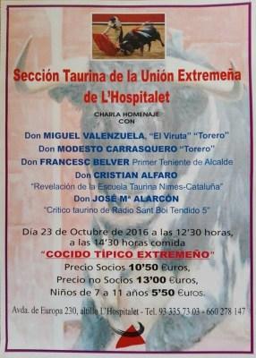 Sección Taurina Extremeña l'Hospitalet