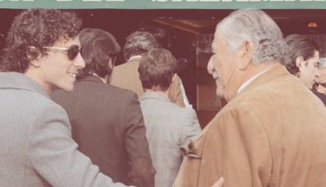 Abel Robles y Alberto Taurel