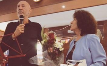 Paco March y Elvira Checa