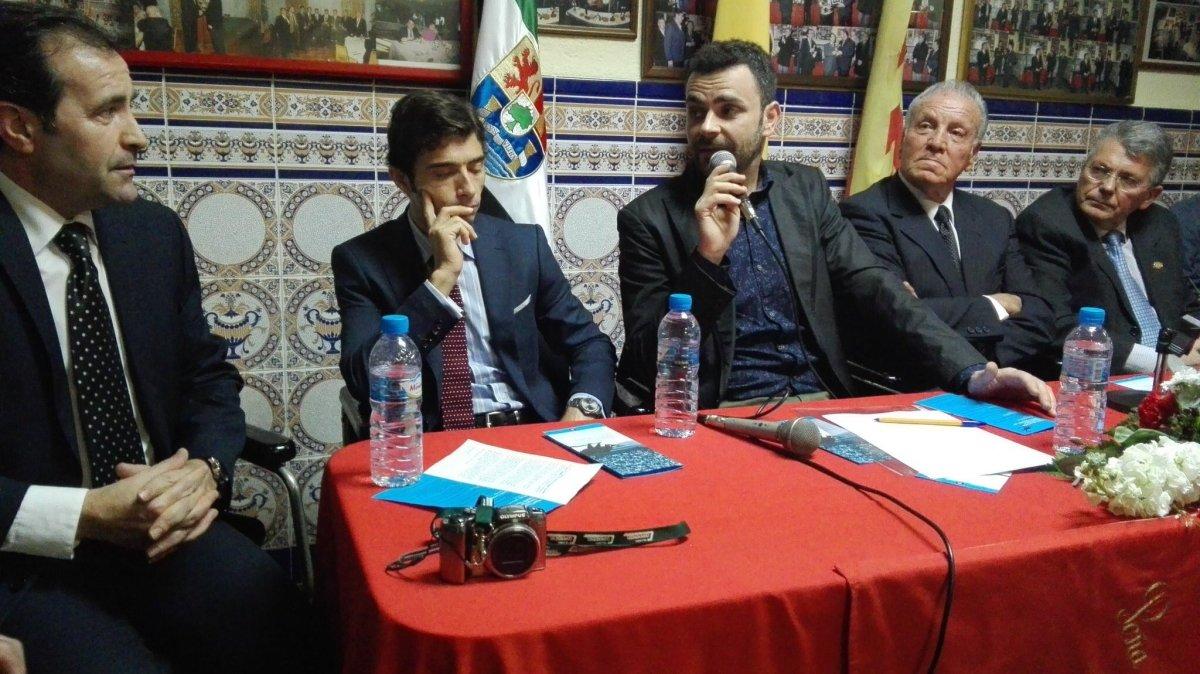 """Fernando Robleño: """"En mi carrera una gesta sería matar la de Cuvillo"""""""