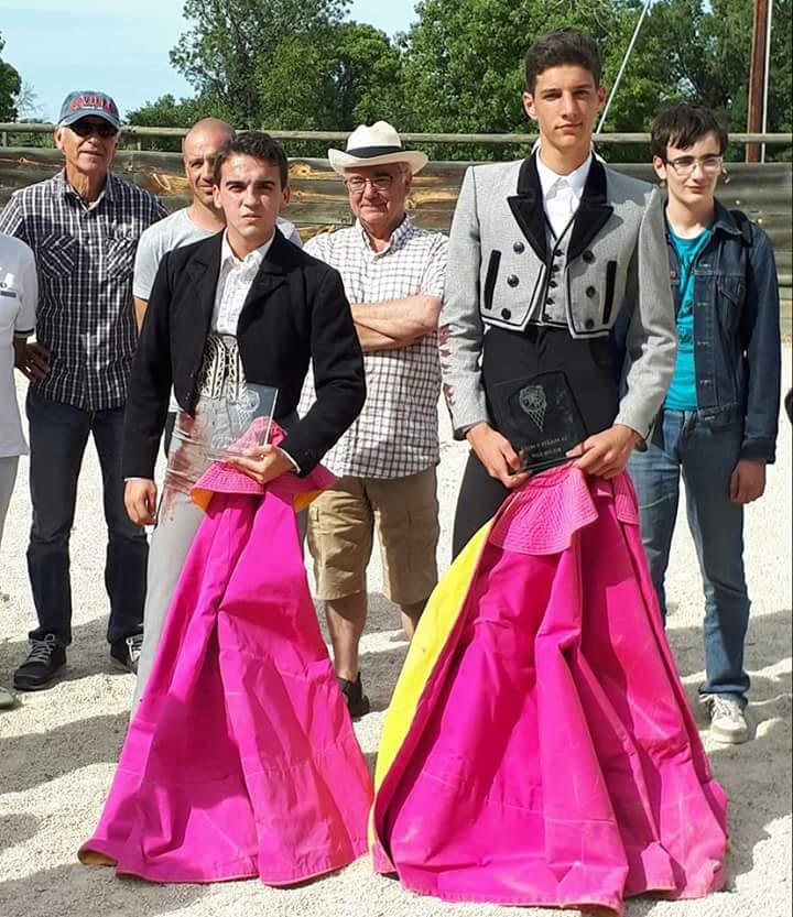 "Manuel de Reyes guanya el ""Bolsín La Muleta"""