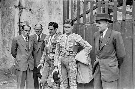 Joaquín Bernadó, sus inicios toreros en Girona