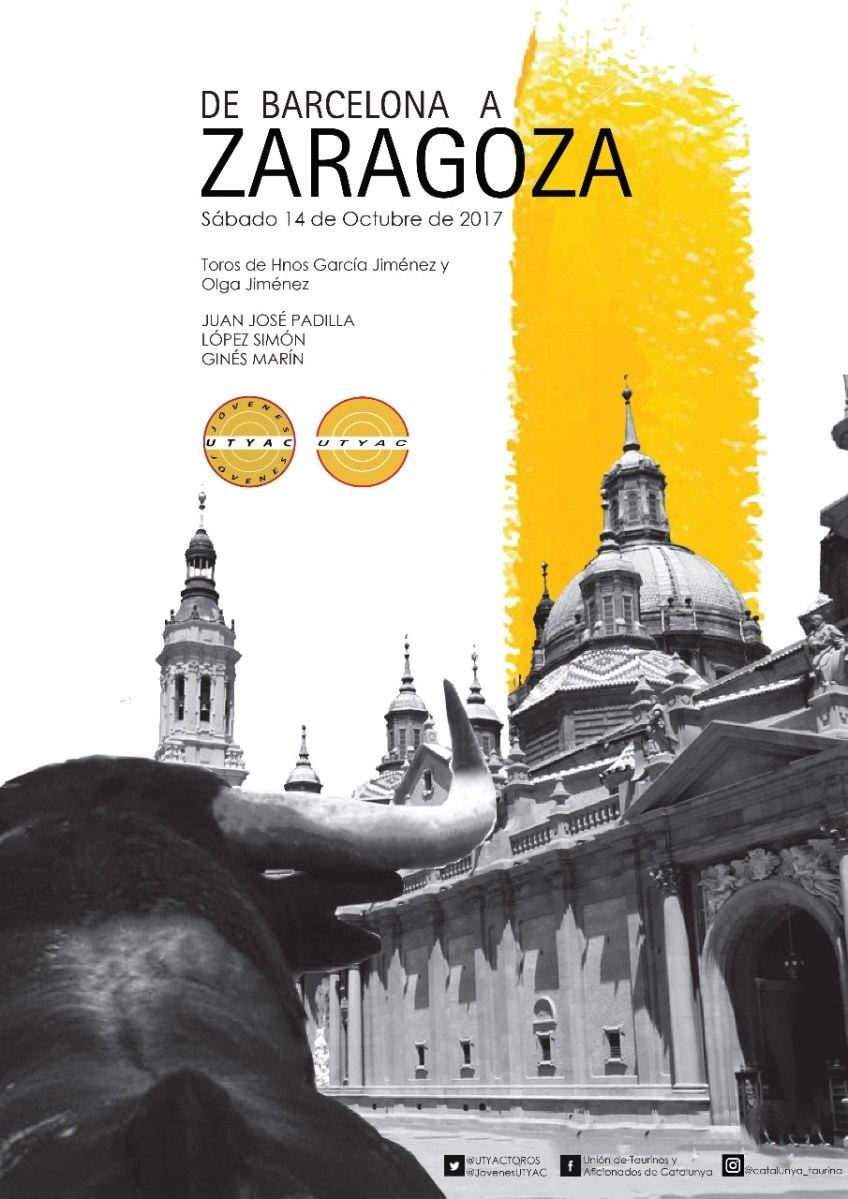 La UTYAC, cap a Zaragoza