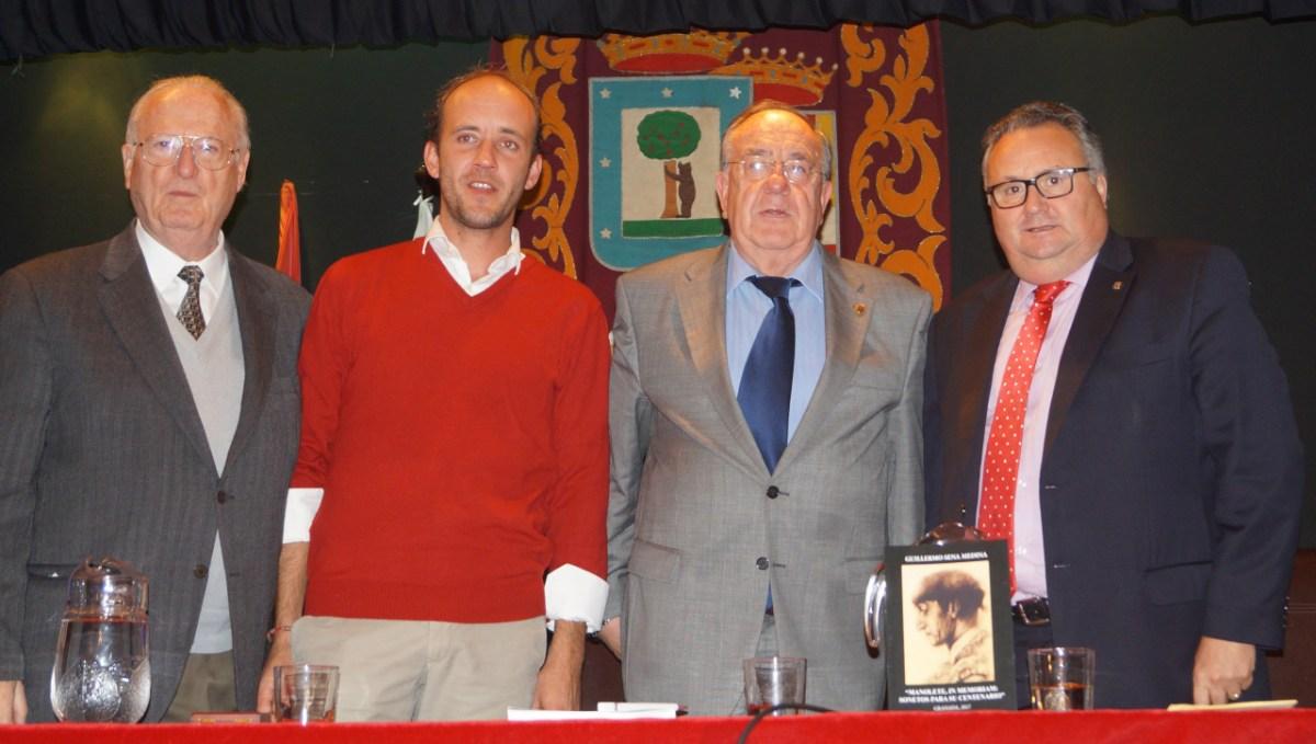 """""""Manolete in Memoriam"""" en la Casa de Madrid"""