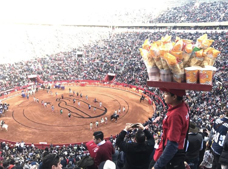 Una tarde en La México