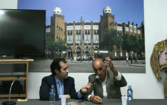 """Andrés Moreno: """"En la plaza he sido uno más, en el campo de los mejores"""""""