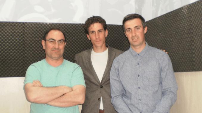 El programa radiofònic Desde Chiqueros entrevista a Abel Robles