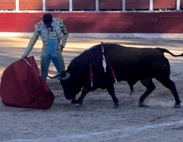 Sánchez Vara i Fernando Tendero triomfen en la primera corrida de Serafín Marín