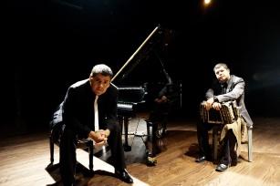 Duo Scofano e Minetti convida João Carlos Assis Brasil
