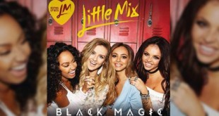 'Black Magic' es lo nuevo de Little Mix