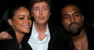 Cancelación de la gira de Rihanna con Kayne West