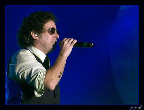 conciertos de Andrés Calamaro en España