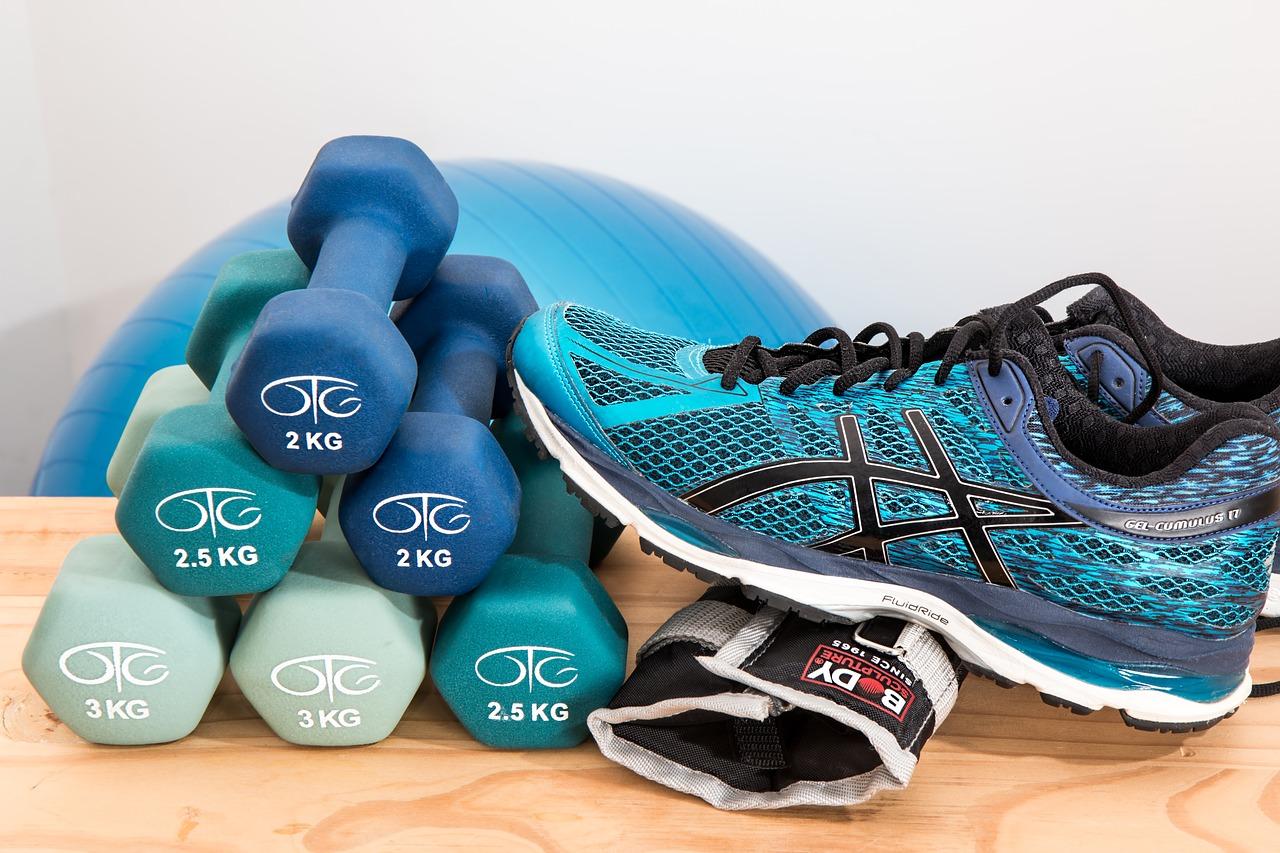 fitness program routine