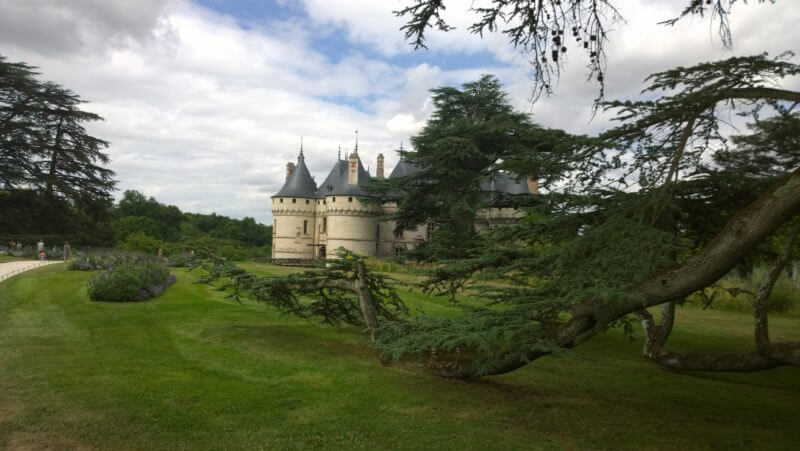 Kasteel in de Loire