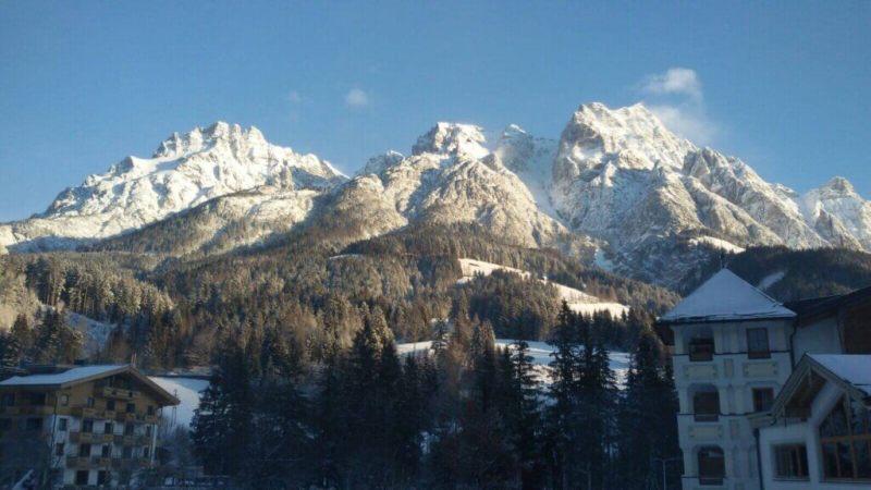 Wintersport Leogang - Voorjaarsvakantie - Skien met kinderen