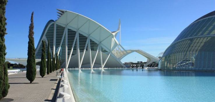Kunstzinnig Valencia