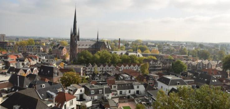 Woerden - Petruskerk - Reisblog
