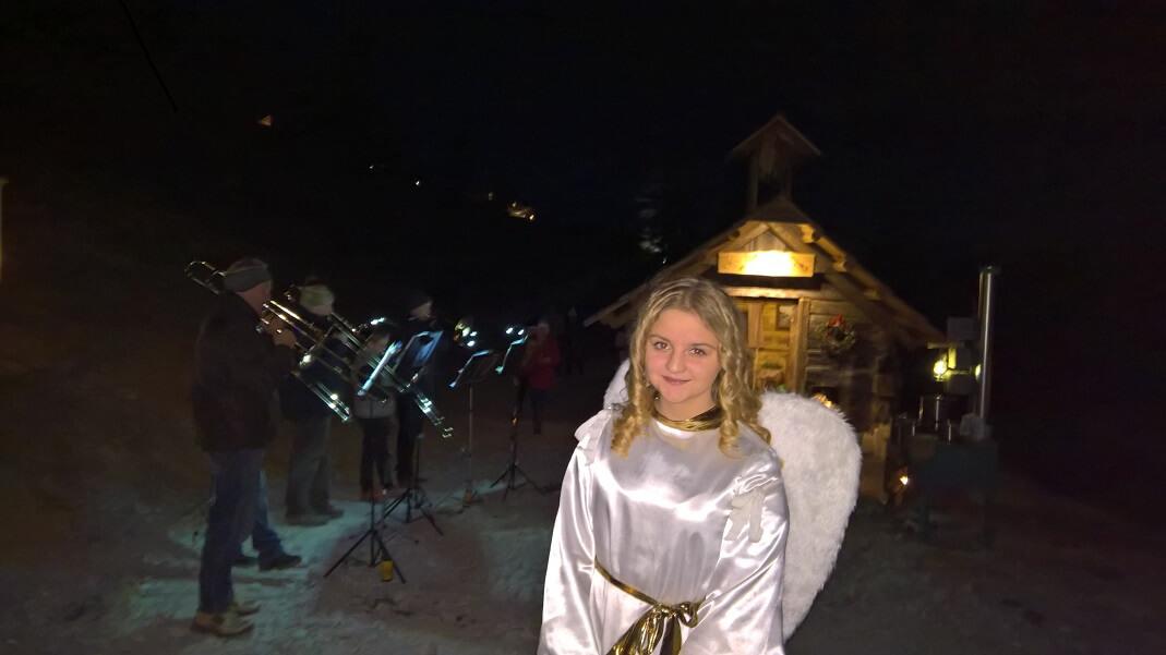 Kerst in Katschberg, de Adventweg