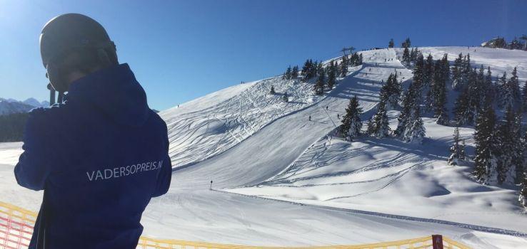 SkiWelt - Vaders op Reis