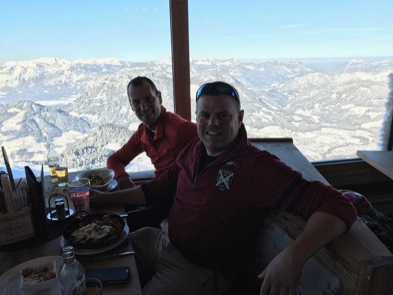 SkiWelt - Hohe Salve - GipfelAlm - wintersport
