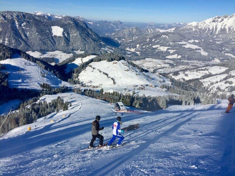 Skiwelt - Ellmau - Wintersport