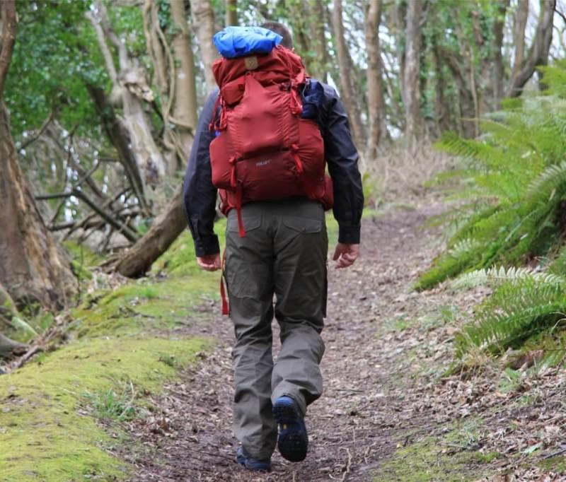 Fjällräven - SWCP -Exmoor - Devon - Somerset - Friluft 45