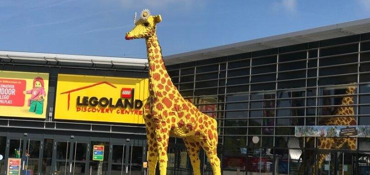 Legoland Oberhausen Lego discovery center