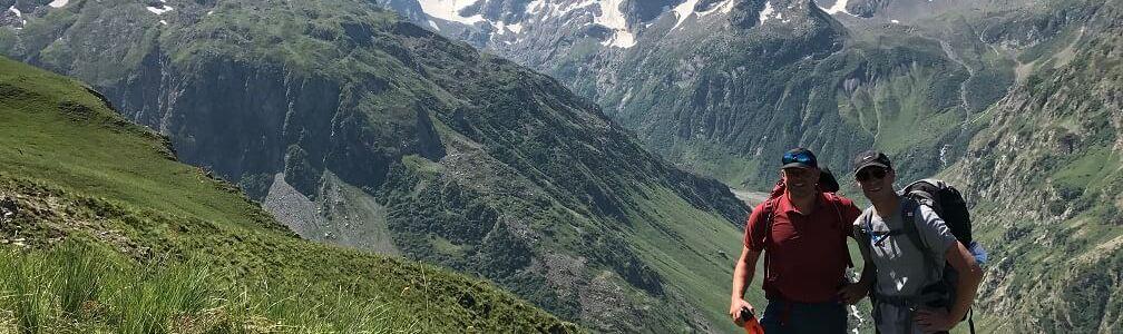 Huttentocht Champsaur-Valgaudemar
