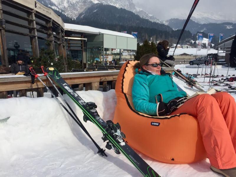 Leogang - Saalbach - Asitz - Wintersport - #Mytrono