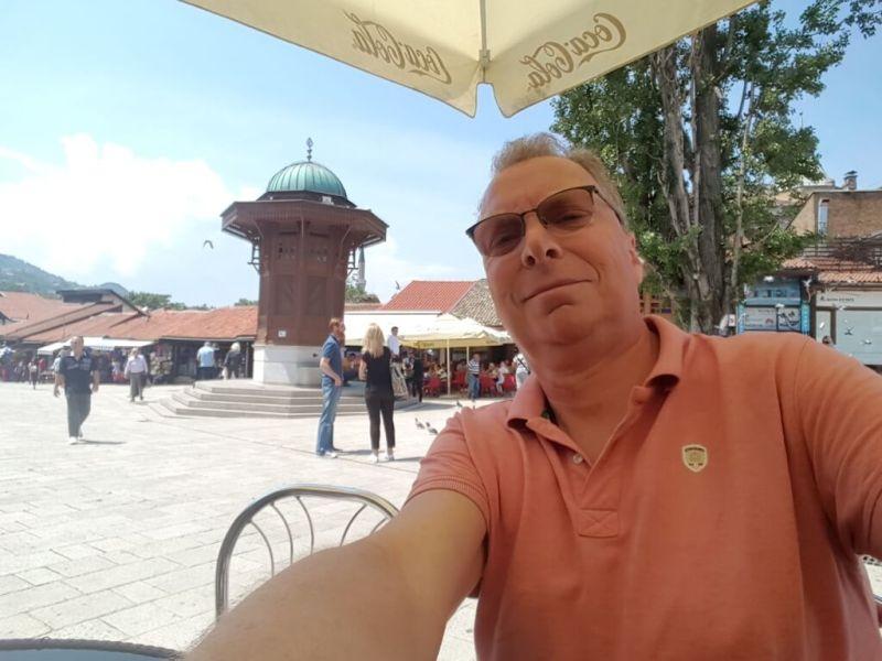 Citytrip Sarajevo - Bosnie - Vaders op Reis, Sebilj