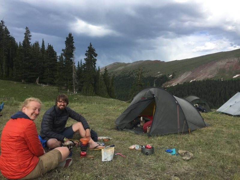 Fjallraven Classic - Vaders op Reis - Colorado - Hiking - USA
