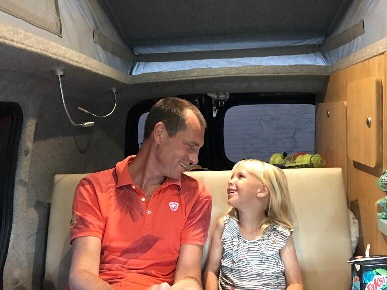 Vader-dochter weekend in Overijssel
