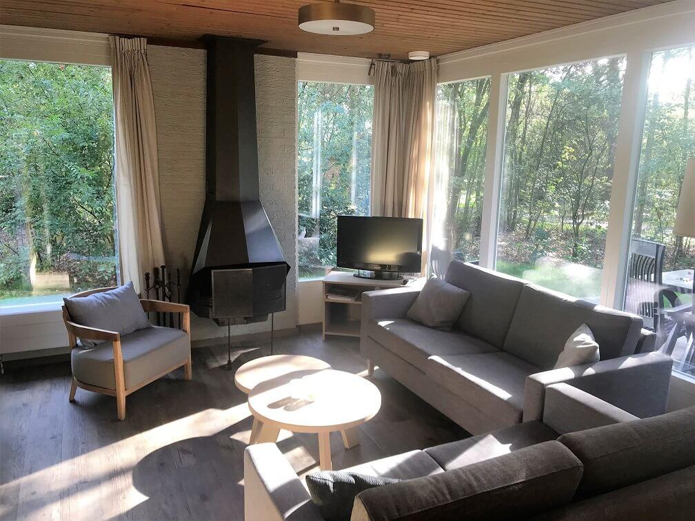 Duurzaam huisje in Landal Twenhaarsveld